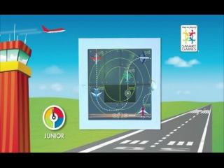 """Развивающая настольная логическая игра"""" Аэропорт"""" для детей от 5 лет"""